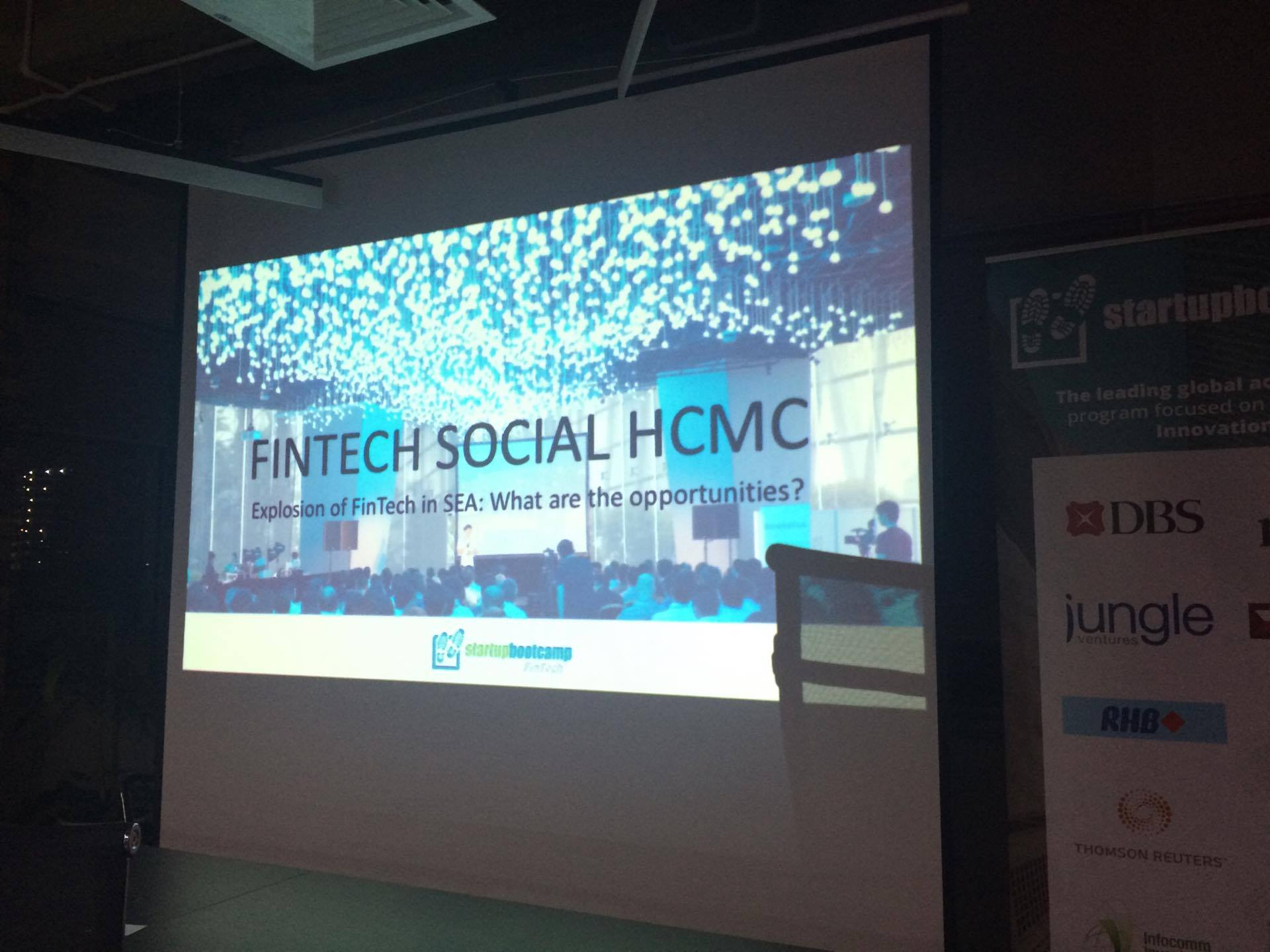 Explosion of FinTech in SEA: What are the opportunities for Ho Chi Minh City?