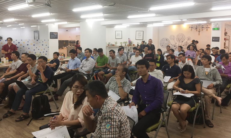 Blockchain Basics and Privacy Implications Workshop