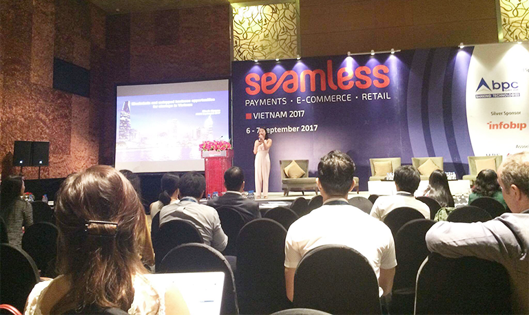 Seamless Conference Reveals Vietnam's Financial Sector Is Prime for Blockchain