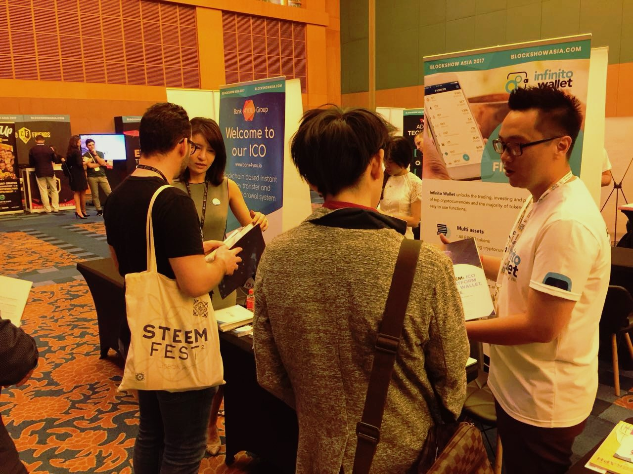 Blockchain Development Highlighted at BlockShow Asia