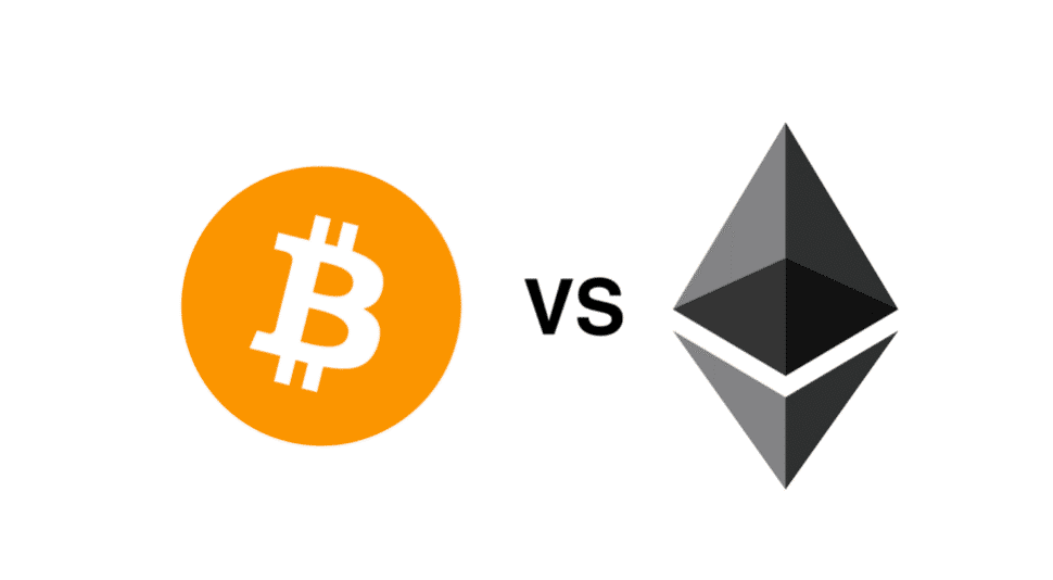 Blockchain Finance: Bitcoin vs Ethereum - What's the Difference