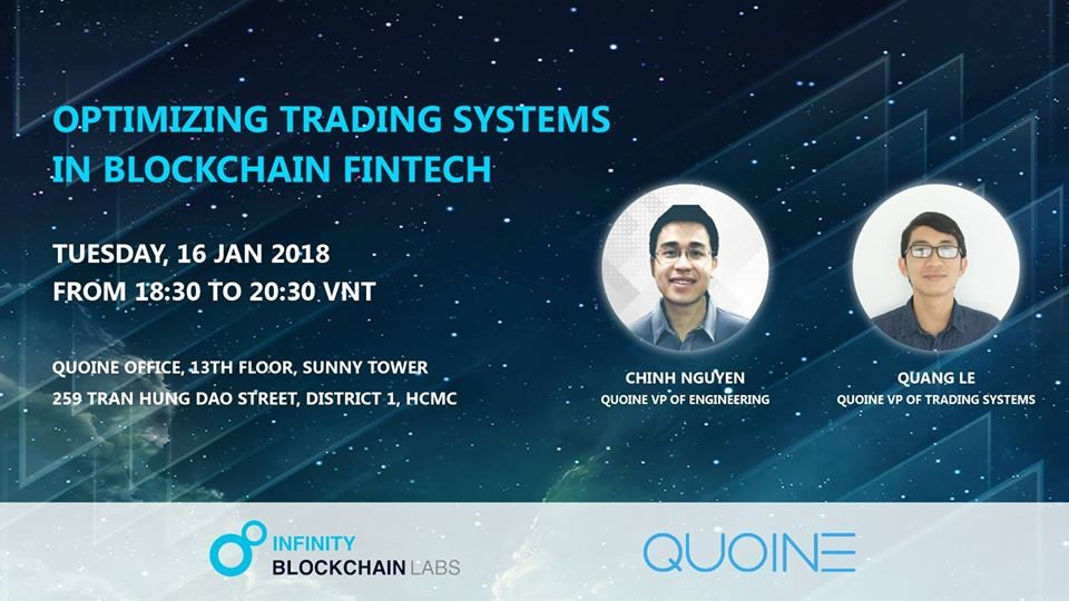 Optimizing Trading Systems In Blockchain Fintech