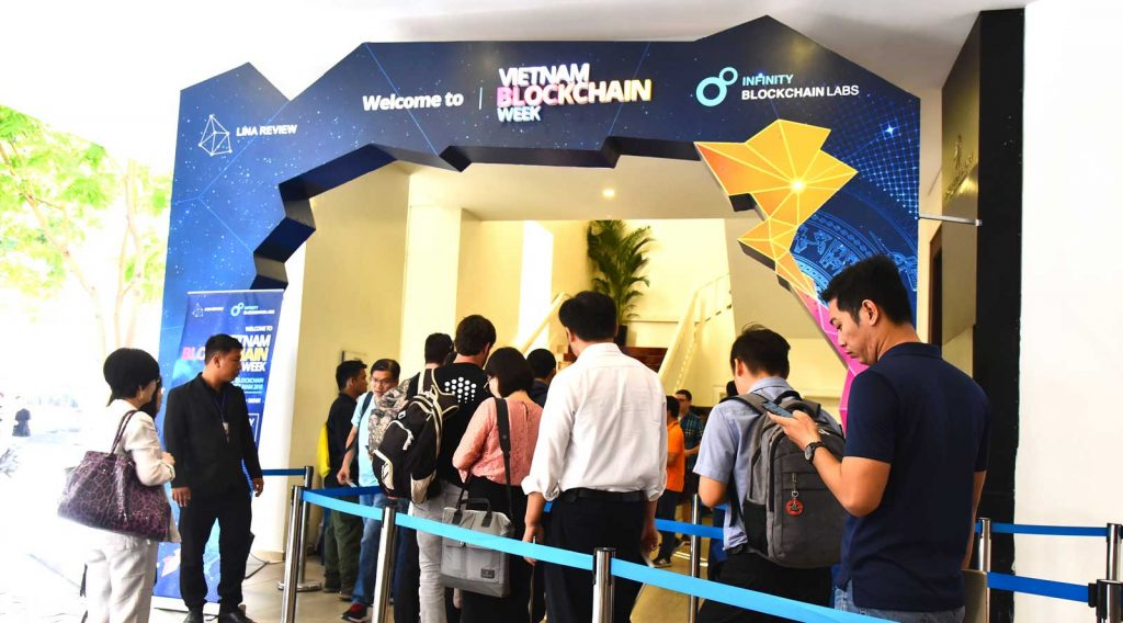 Thank You for Joining Vietnam Blockchain Week