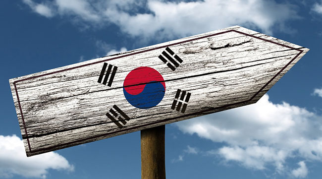 Blockchain regulation in korea