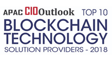 """IBL honored by APAC CIOoutlook as """"Top 10 Blockchain Technology Solution Providers 2018"""""""
