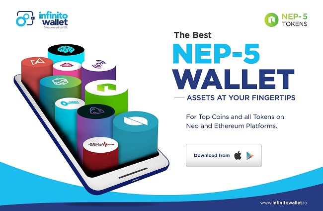 Infinito Wallet Offers the Best Platform for Storing NEO Coin and NEP-5 Tokens