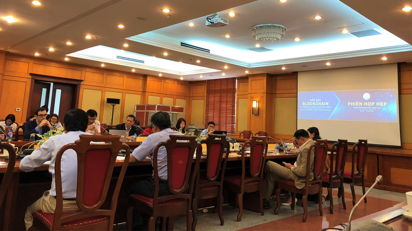 IBL Experts Support Ministry of Science and Technology and VnExpress in Creating Agenda for Blockchain Forum