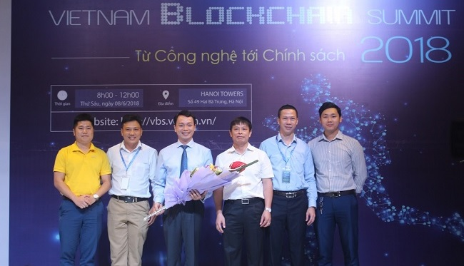 IBL Launches Innovative Blockchain Traceability Solution at Vietnam Blockchain Summit 2018