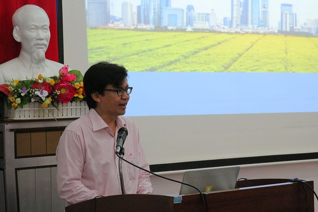 """""""Blockchain in Agriculture and Smart Cities"""" Seminar"""