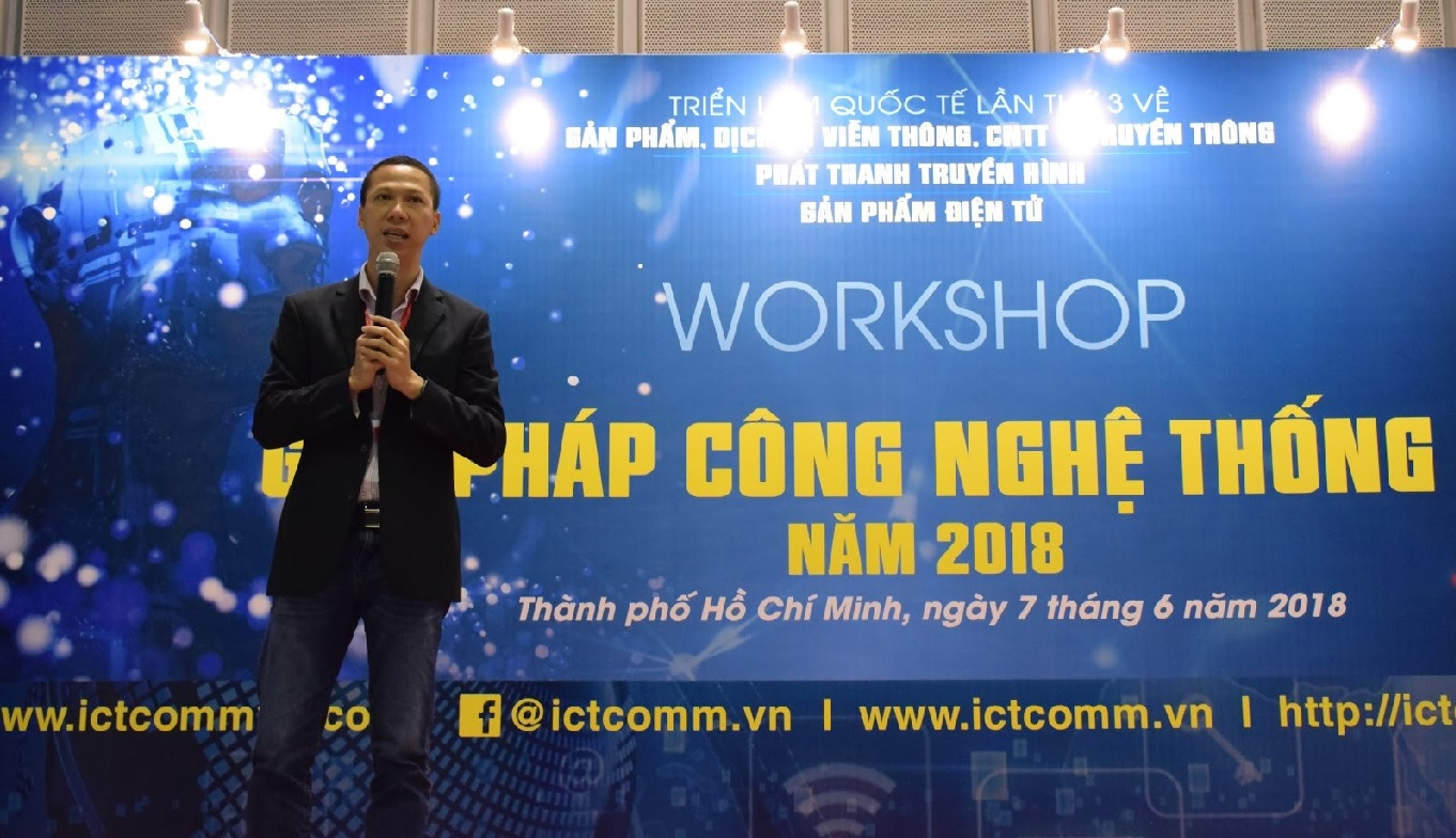 IBL Demonstrates Blockchain Potential for the ICT Sector at Vietnam ICT COMM Expo