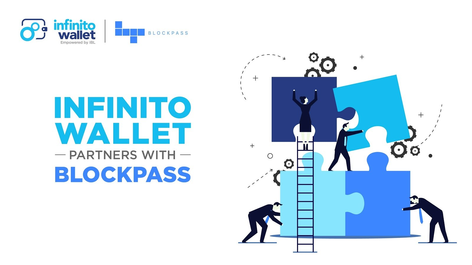 A Seamless Experience! Infinito Wallet by Integrating Blockpass Services and the new PASS Token!