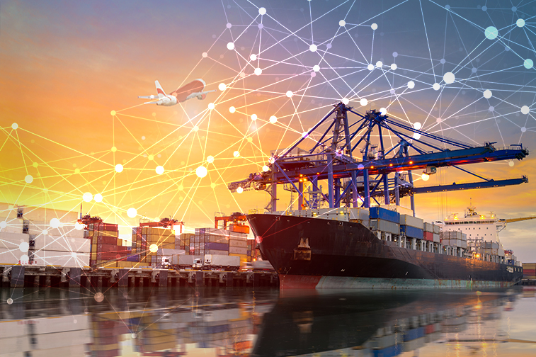 Blockchain Technology Development will Transform the Future of the Logistics and Supply Line Industries