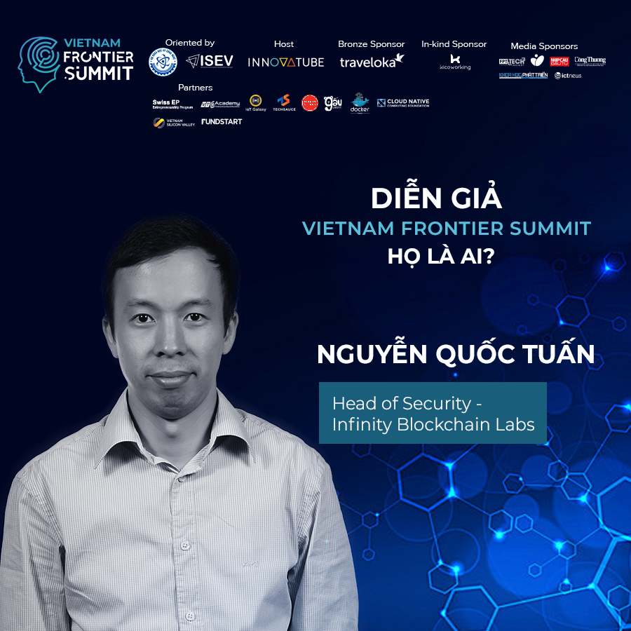 IBL's Head of Security Discusses Security at Vietnam Frontier Summit
