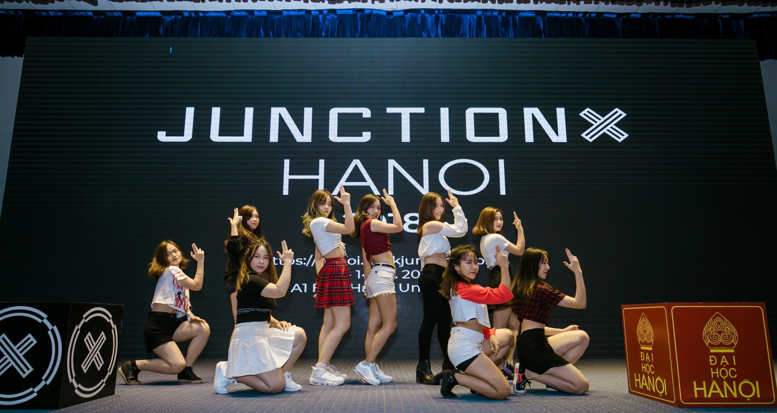 IBL and Infinito Partner to Inspire at JUNCTIONxHanoi