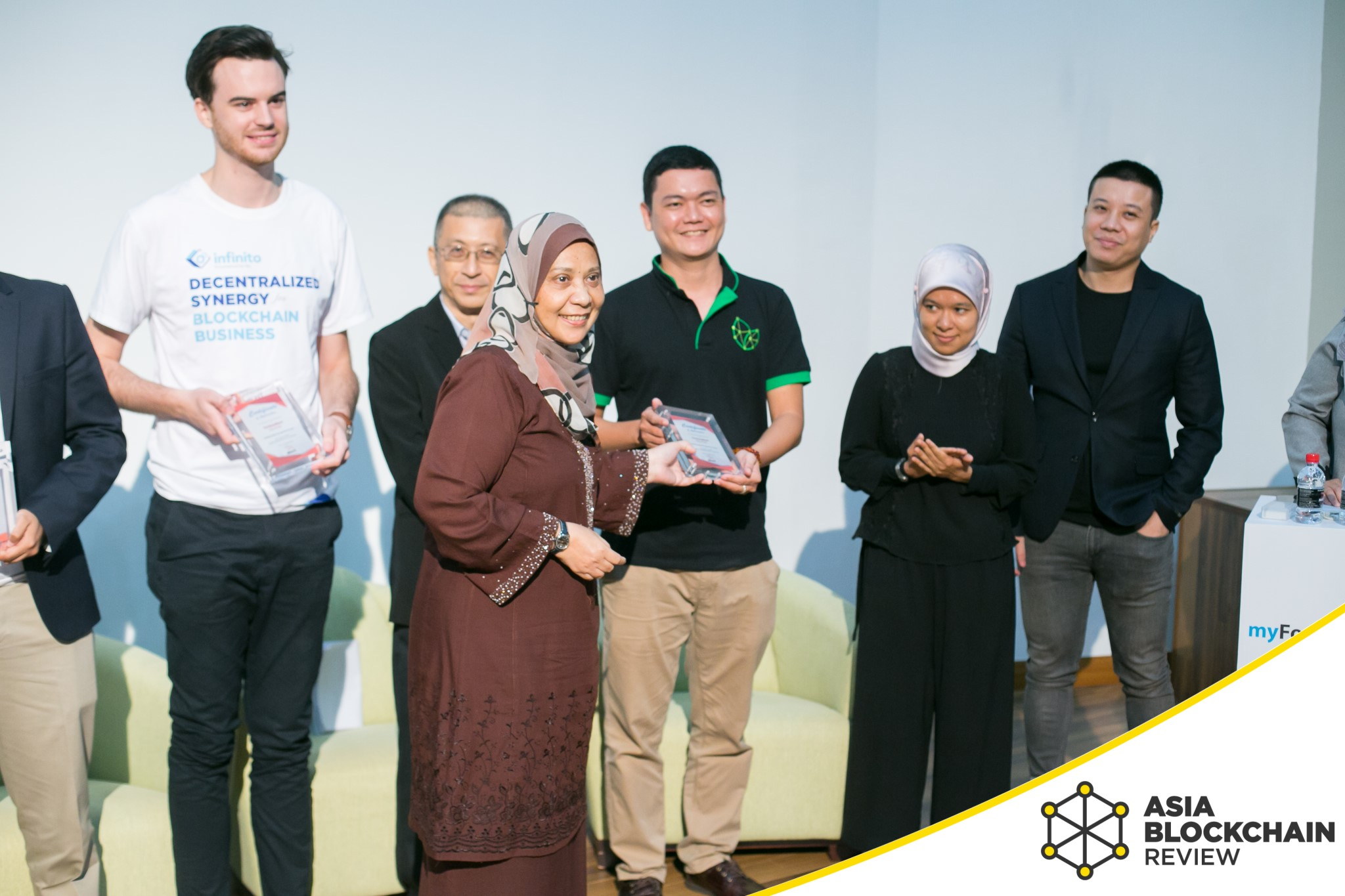 IBL Teams Inspire at TECHNOMART Blockchain in Malaysia