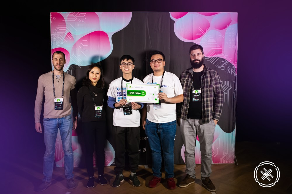 IBL and Infinito Supports Infinito Phoenix in Their Victory at Junction 2018!