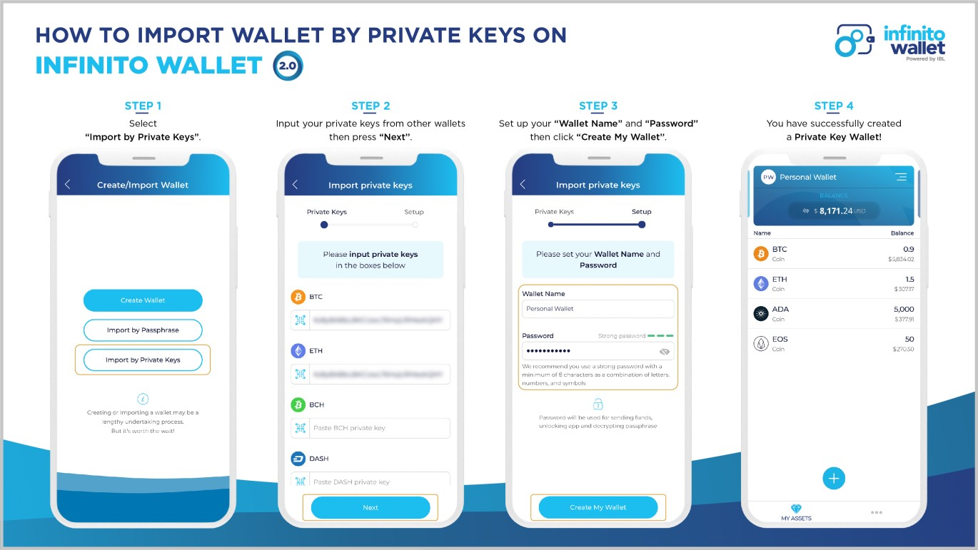 Infinito Wallet Releases Feature Packed Version 2.0!