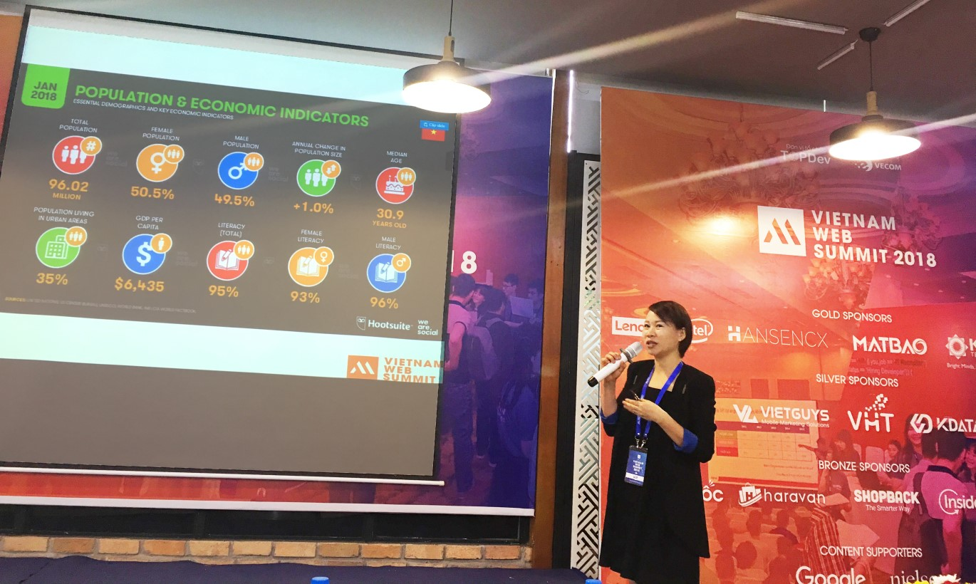 IBL Presents at Vietnam Web Summit 2018 Press Conference
