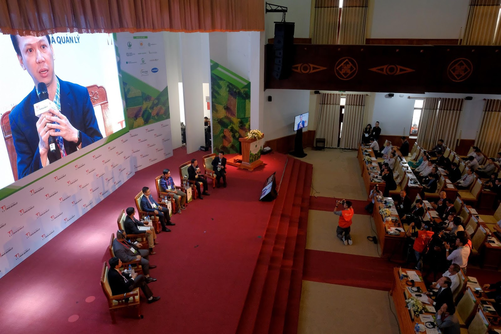 IBL Participates in Forum on Agriculture Supply Chains and Logistics