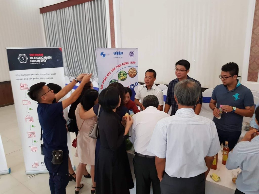 IBL Unveils Traceability Solution at Intellectual Property Workshop
