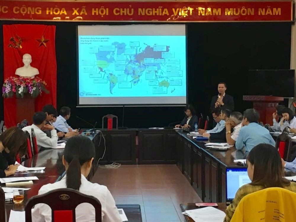 """IBL Presents at the Workshop """"Industrial Revolution 4.0 and New Technologies in Vietnam"""""""