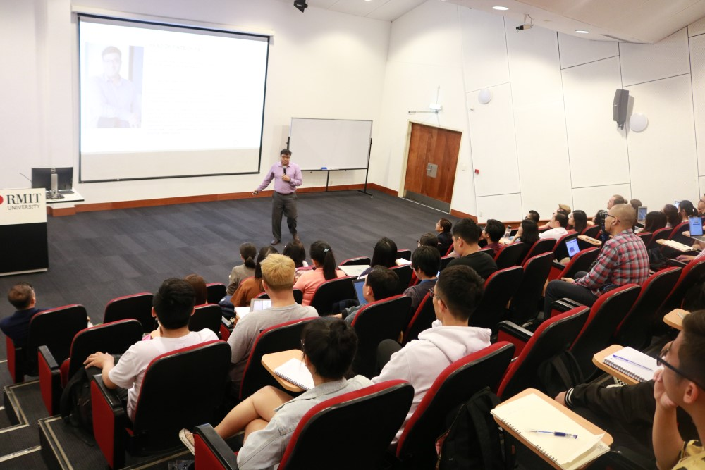 IBL Discusses Blockchain in Financial Markets at RMIT