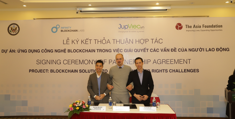 IBL Partners with The Asia Foundation and JupViec.vn to Support Worker Rights