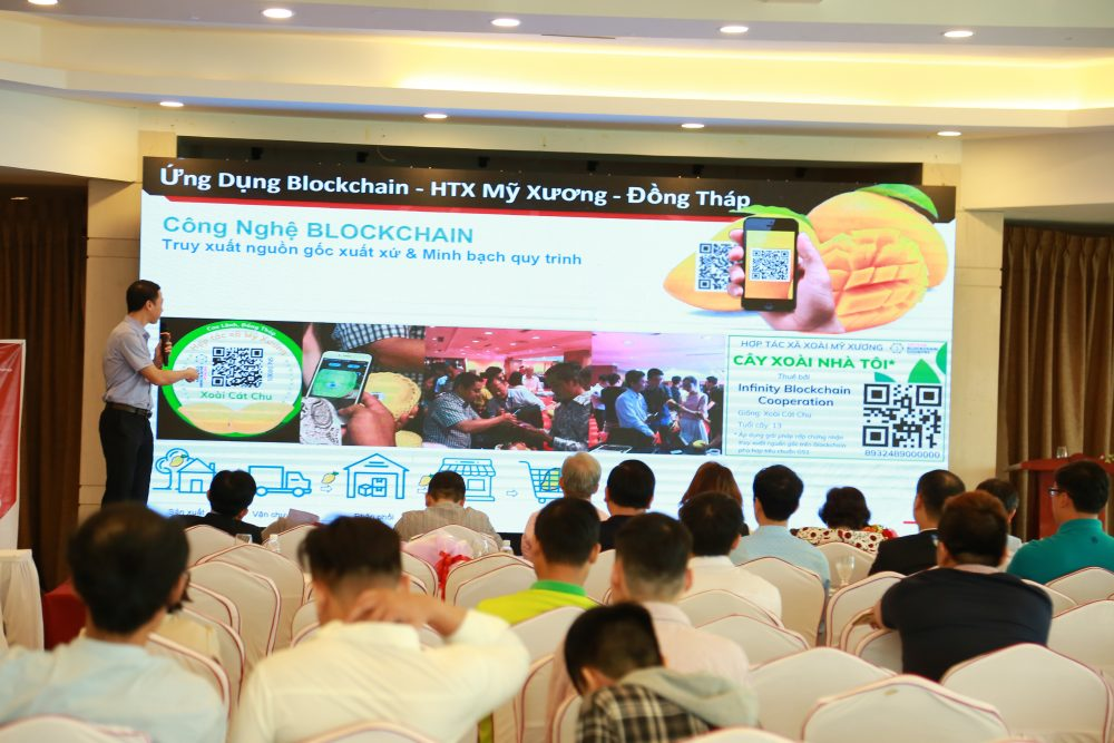 Enhancing Consumer Confidence in Vietnamese Agriculture with Blockchain Traceability