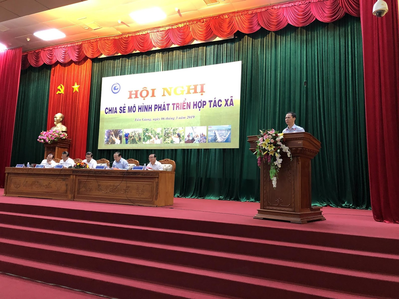 IBL Discusses Blockchain Traceability with Tien Giang People's Committee