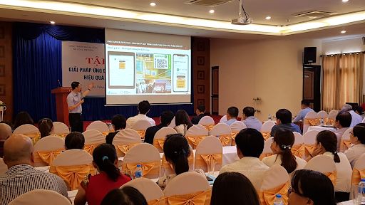 "VBC Introduces Agridential at the ""Effective E-Commerce Solutions for Enterprises"" Program"