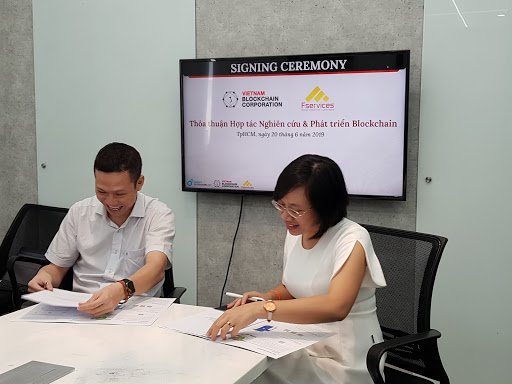 VBC Partners with FServices to Develop Blockchain-Based Financial Services