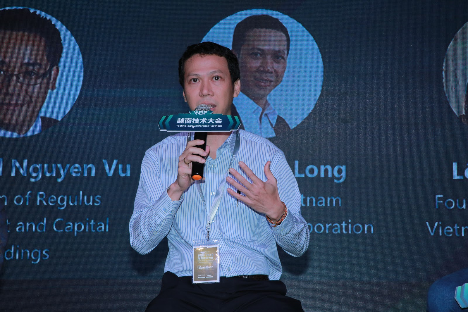 VBC featured Blockchain in Credentials at WBF Vietnam 2019